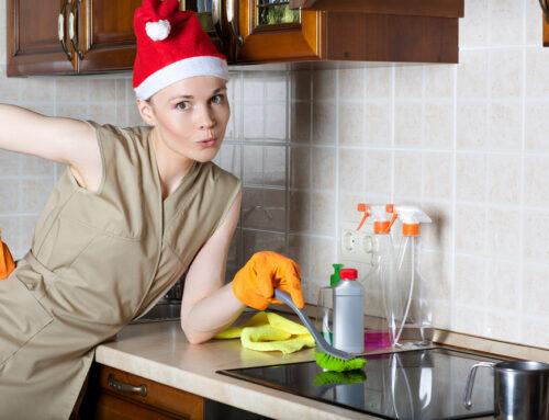 Γενική καθαριότητα σπιτιού τα Χριστούγεννα (Μέρος Α)