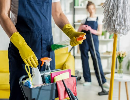 Γενική καθαριότητα σπιτιού την Άνοιξη (Μέρος Α)