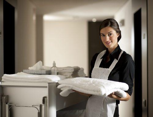 Επαγγελματικός καθαρισμός ξενοδοχείων