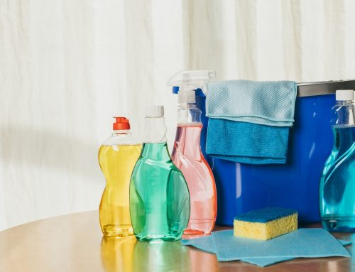 Tips για καθαρό σπίτι για μεγάλο χρονικό διάστημα Μέρος Β