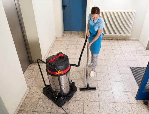 Εξειδικευμένος καθαρισμός κοινόχρηστων χώρων πολυκατοικιών